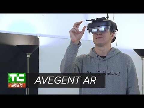 Avegent debuts its light field enabled mixed reality headset