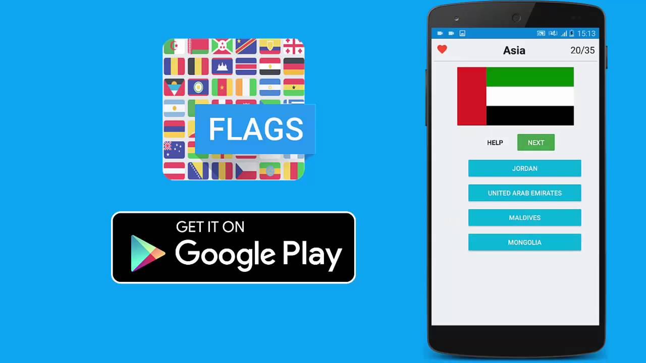 World Flags Quiz Game Free Android App YouTube - World quiz game