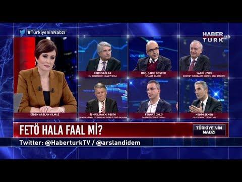 Türkiye'nin Nabzı - 19 Kasım 2018 (FETÖ hala faal mi?)