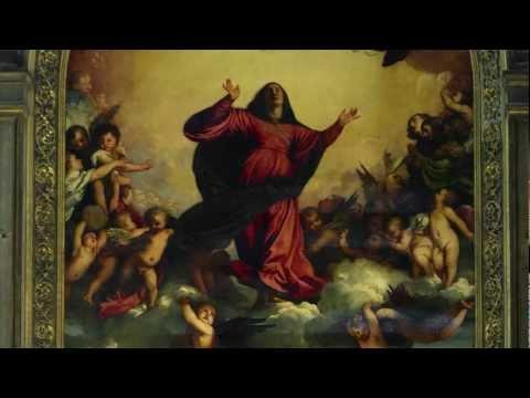 Titian, Assumption of the Virgin