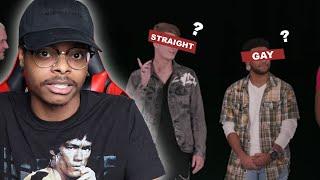 Wait WHAT!? | 6 Gay Men VS 1 Straight Man | Reaction