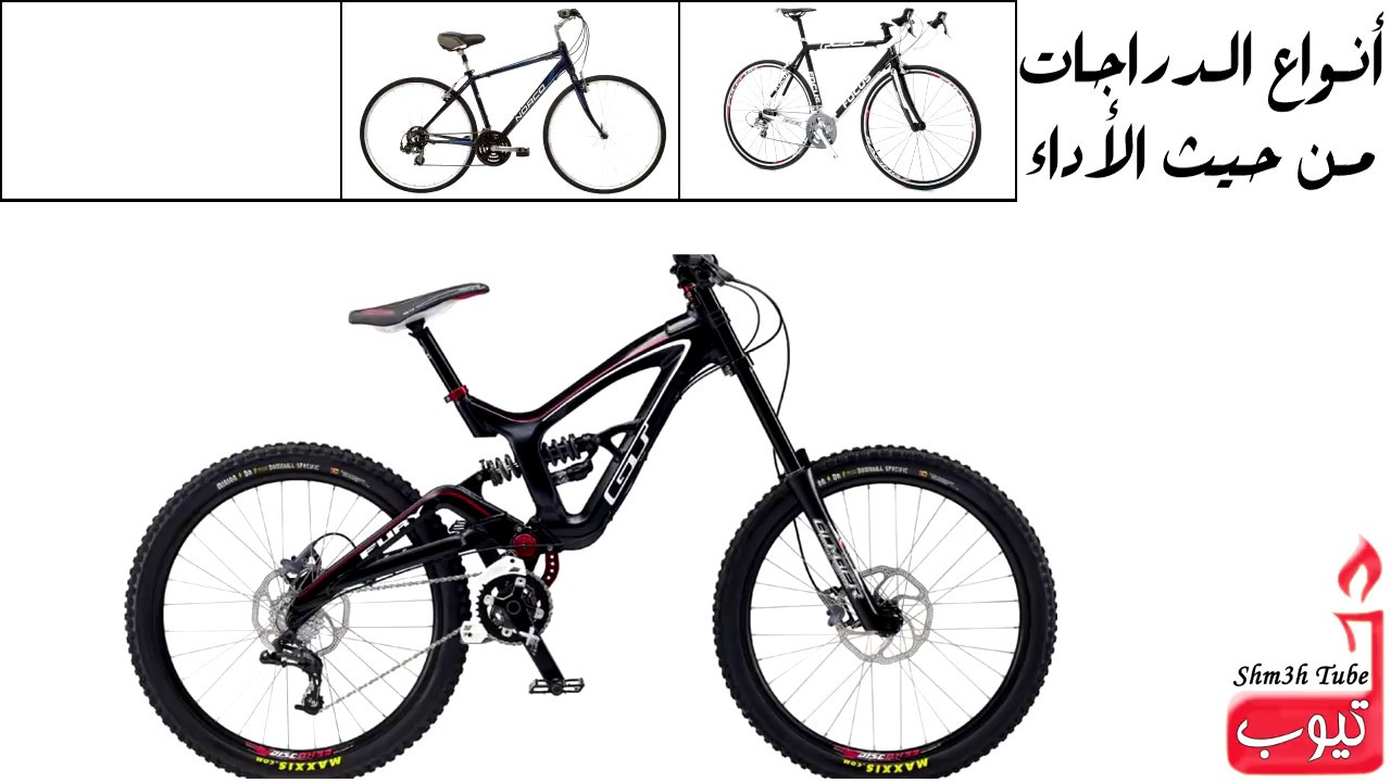 المرشد لشراء دراجة هوائية Guide to buying a bicycle