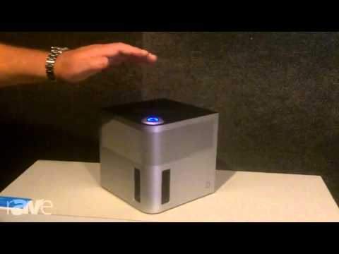 CEDIA 2013: Definitive Technology Introduces the Cube Tabletop System