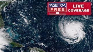 Hurricane Florence LIVE COVERAGE: New NHC Update 9/11/18
