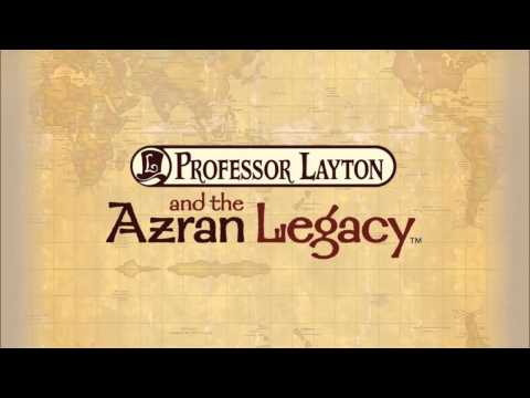 London Streets 3 (Live) - Professor Layton and the Azran Legacy - Soundtrack