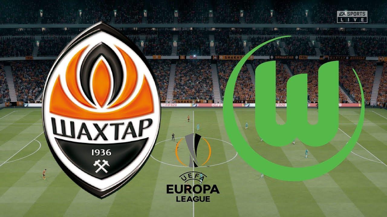 【足球直播】歐霸盃十六強:2020.08.06 00:55-薩克達 VS 禾夫斯堡(Shakhtar Donetsk VS VfL Wolfsburg)