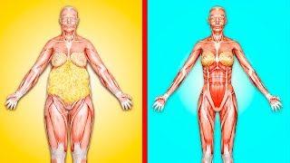 10 кг ДО ЛЕТА Простые Упражнения для ПЛОСКОГО ЖИВОТА