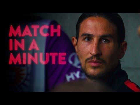 Match in a Minute: WSW vs Perth Glory