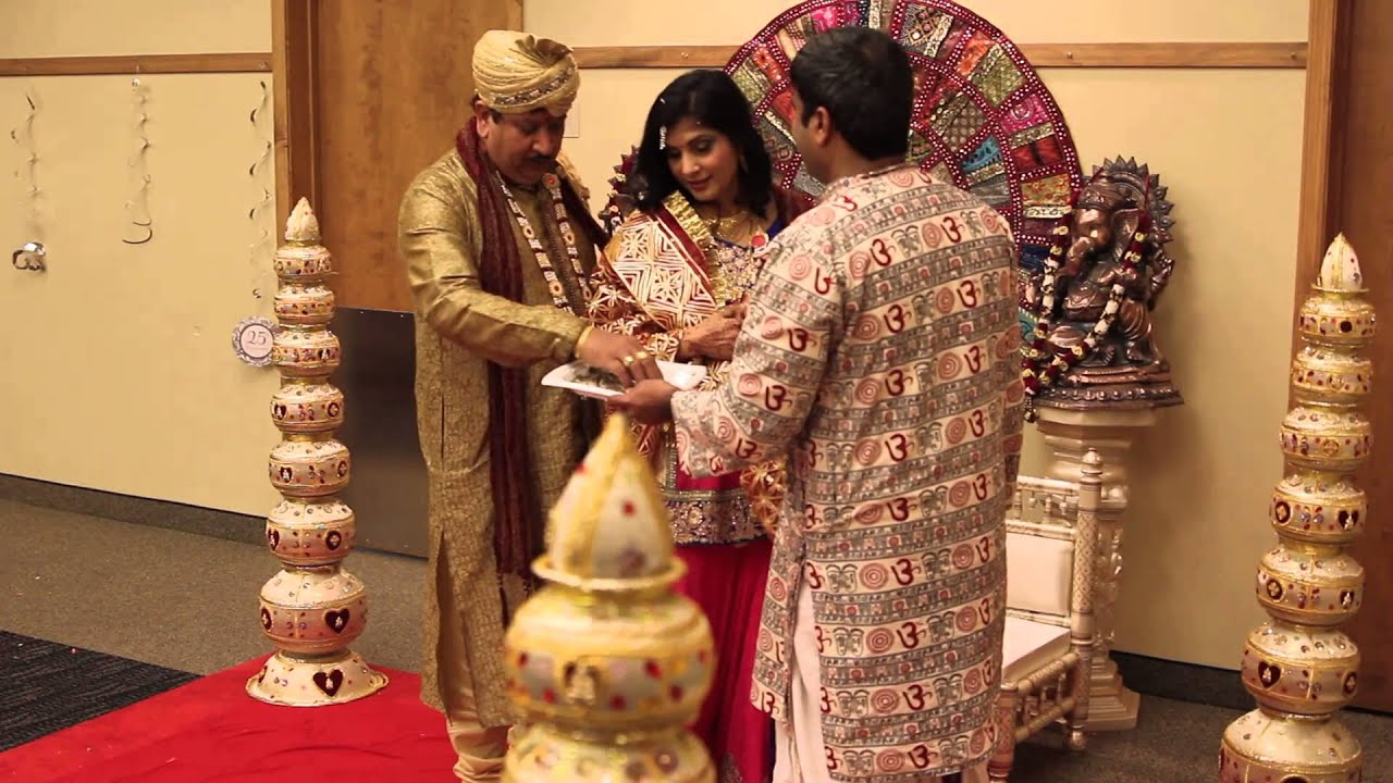 Saat Phere In Wedding