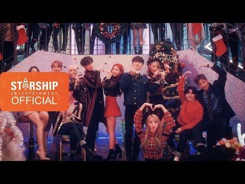 [MV] 스타쉽 플래닛(Starship Planet) 2018 - 벌써 크리스마스 (Christmas Time)