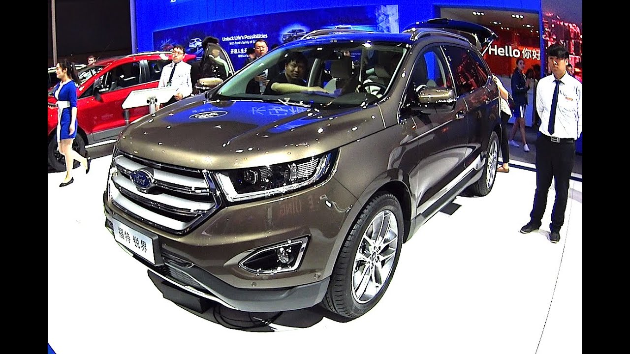 officially new ford edge 2016 2017 this is the new ford edge 2016 2017 suv youtube. Black Bedroom Furniture Sets. Home Design Ideas