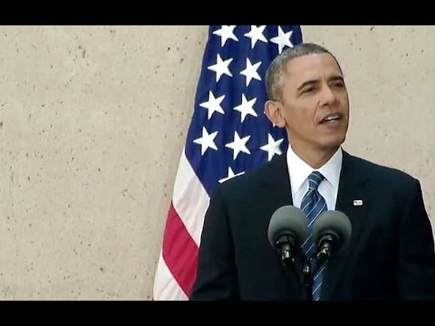 """President Obama says that new FBI Director James Comey has """"dedicated his life to defending our laws -- to making sure that all Americans can trust our justice system to protect their rights and their well-being."""""""