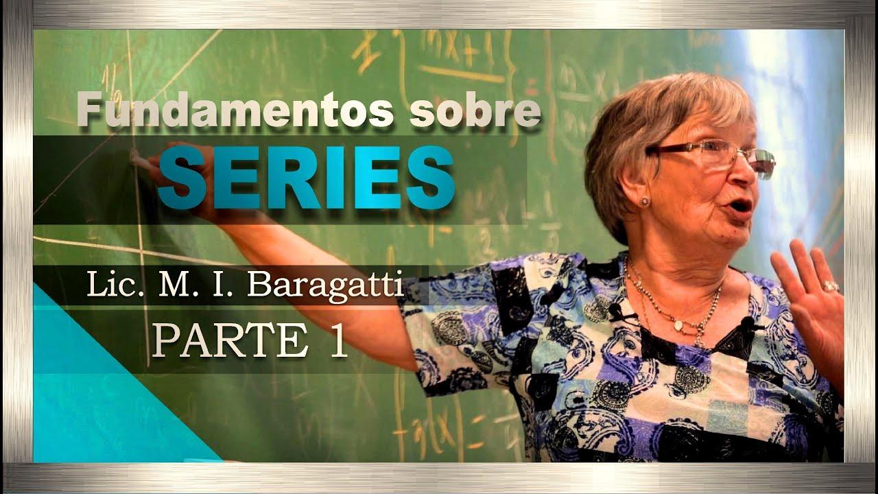 Download SERIES: Parte 1: Sucesiones - Lic. María Inés Baragatti   UNLP