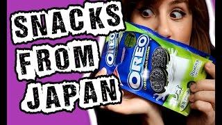 SA INCERCAM DULCIURI DIN JAPONIA | JAPOMANIA(Pentru ca primesc foarte multe intrebari, prefer sa va raspund la toti aici, in caz ca observati :D. 1. Nu locuiesc in Japonia, am fost doar in vizita, si sper sa ma mai ..., 2016-05-10T21:16:36.000Z)