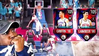 JUNE MASTER BLAKE GRIFFIN w/DUNK PACKAGE! NBA Live Mobile 20 Season 4 Pack Opening Gameplay Ep. 64