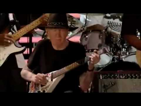 Eric Clapton, Buddy Guy, Robert Cray, John Mayer, Hubert Sumlin, Jimmie Vaughan, Johnny Winter