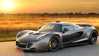 Forza Horizon 3 - Part 37 - FASTEST CAR IN THE WORLD! (Hennessey Venom GT)