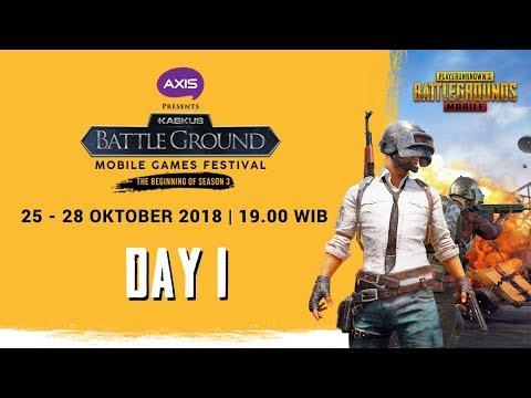 [DAY 1] KASKUS Battleground Season 3 Wave 1: PUBG