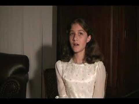 Audition for Anne of Green Gables - Ashley Muirhead