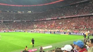 Bayern München vs. Bayer Leverkusen --| Wenn ich nachts nicht schlafen kann Südkurve