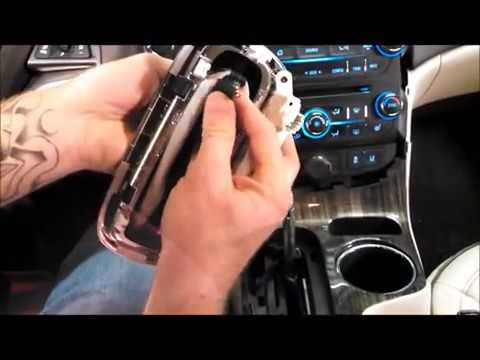 How to add Factory GM Navigation to a 2013 2014 Chevrolet Malibu   YouTube