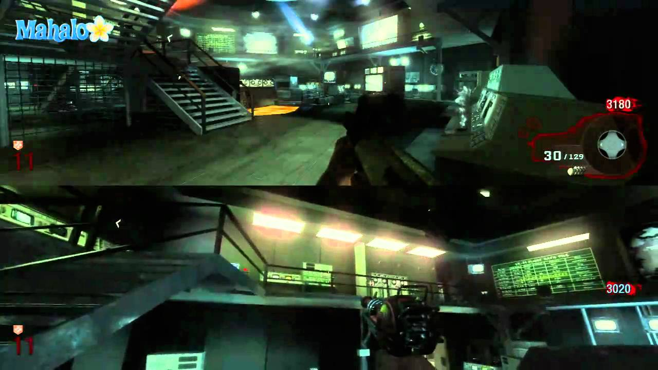 Call Of Duty Black Ops Zombies Five Strategy Guide Youtube