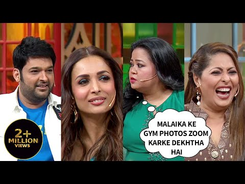 Bharti's On A Roll | The Kapil Sharma Show | Sat - Sun At 9:30 PM