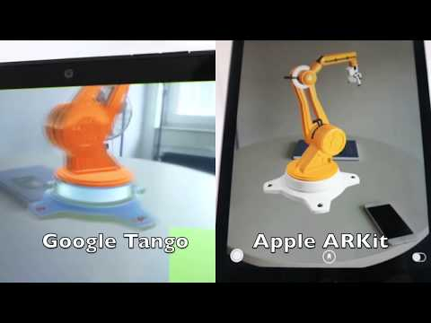 Download Youtube: ARKit vs Tango - direct comparison