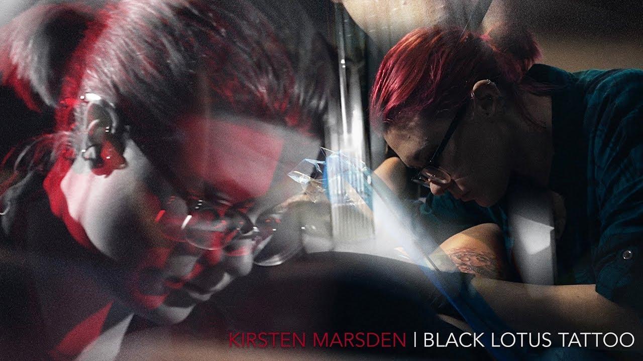 Kirsten Marsden Black Lotus Tattoo Gallery
