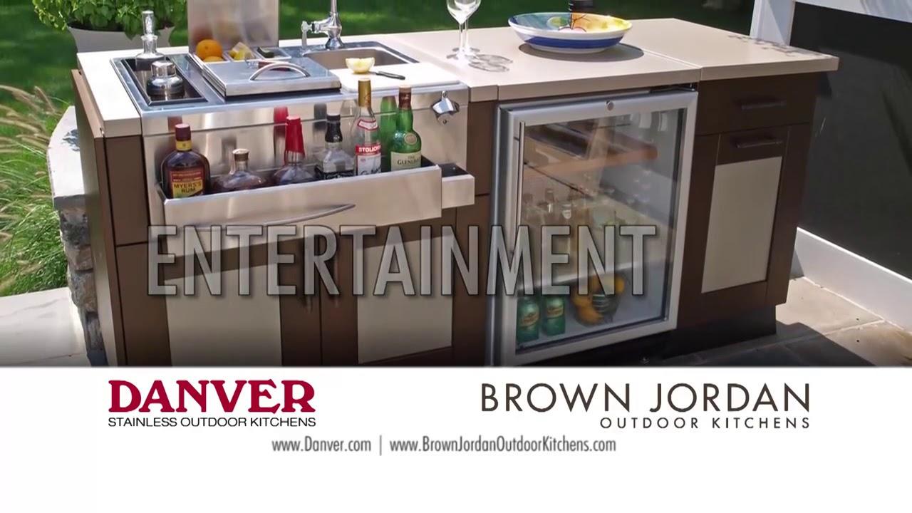 Danver/Brown Jordan Outdoor Kitchen Quote — BBQing.com by ...