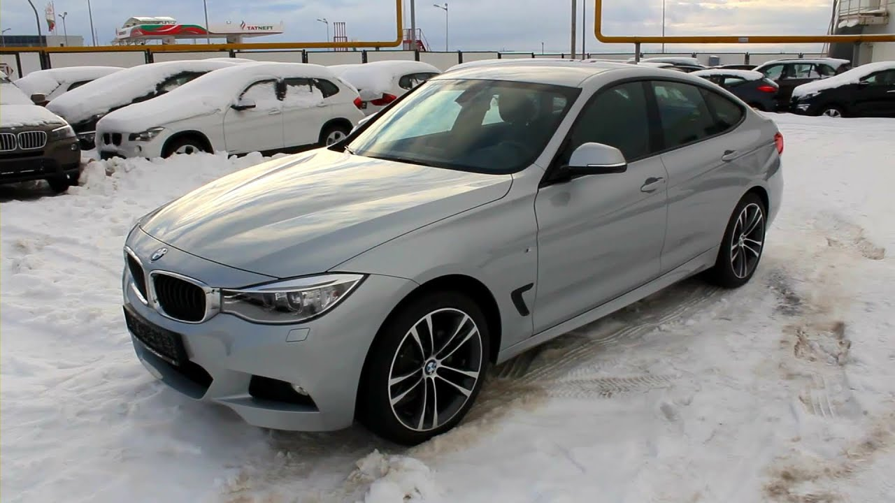 2013 Bmw 320d Gt F34 Start Up Engine And In Depth