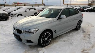2013 BMW 320d GT (F34). Start Up, Engine, and In Depth Tour.