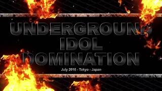We were in Japan in July 2016 ,we met & filmed some cool IDOL units...