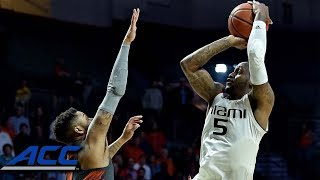 Top 5 Plays of the Week | ACC Basketball (February 19)