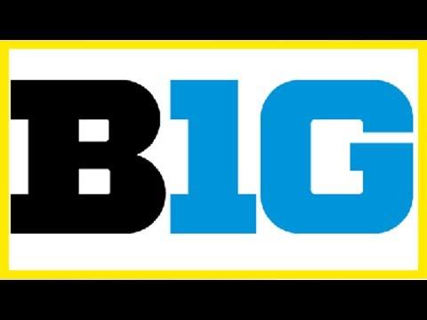 Big ten roundup: ohio state, michigan in 114th meeting