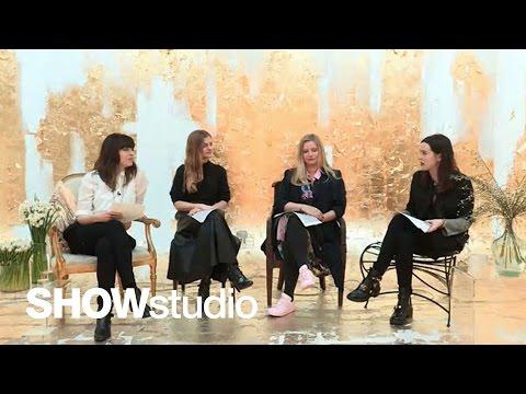Gucci - Autumn / Winter 2015 Panel Discussion