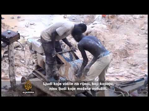 Afrika pod istragom: Zlato Gane