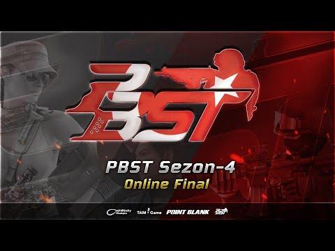 PBST 2017 4. Sezon - Online Final/PBST Finali Elemesi - Point Blank