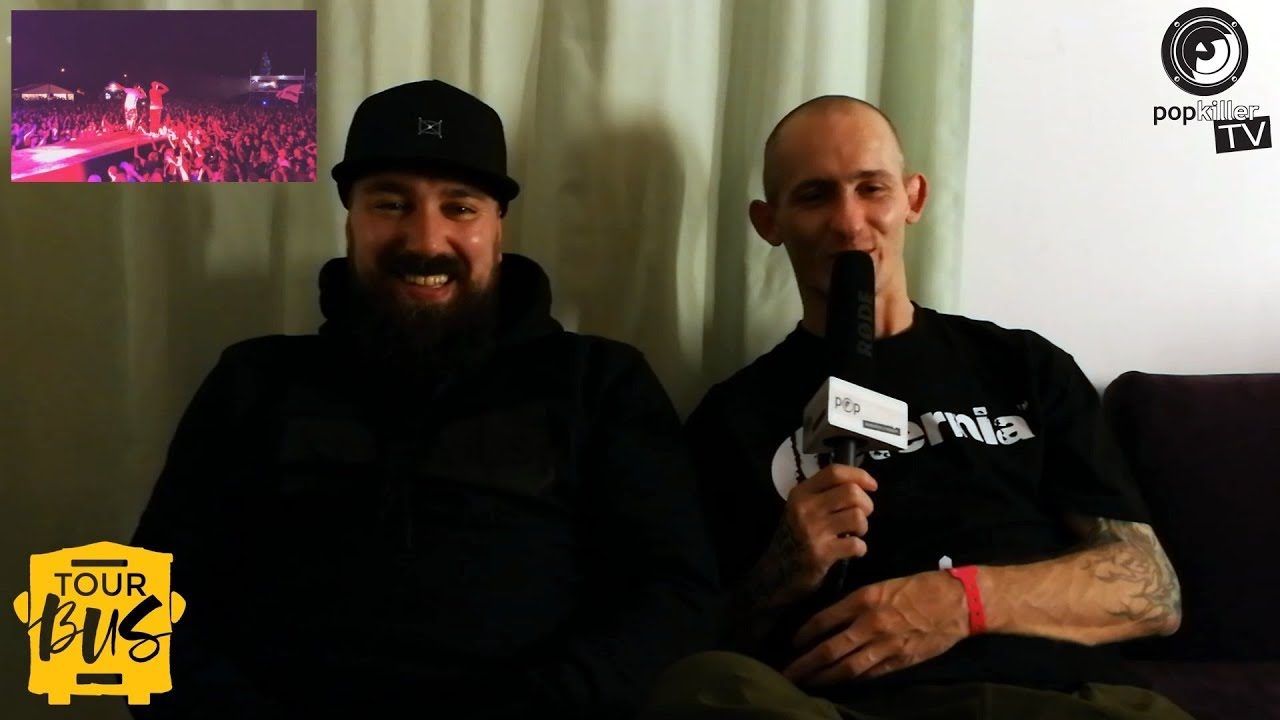 Grammatik o wielkim powrocie na Hip Hop Kemp i Open'er – Tourbus #1 (Popkiller.pl x Ticketos.pl)