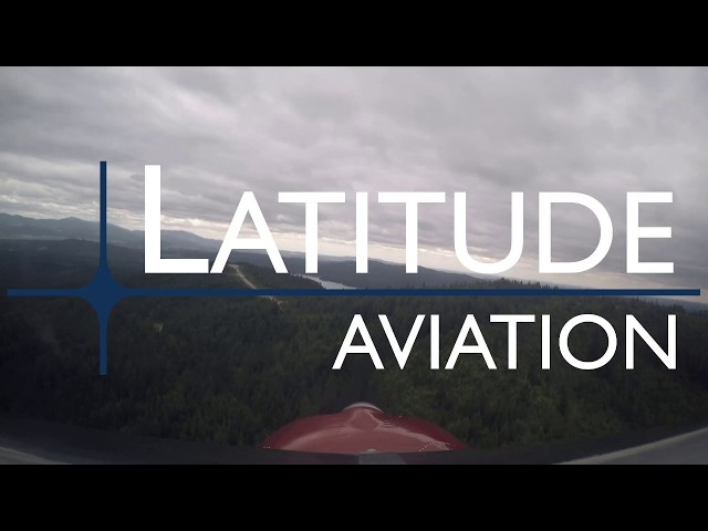 Green Mountain June 2018 Idaho Taildragger Mountain Runway Landing
