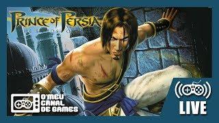 [Live] Prince of Persia: Sands of Time (PC) - Primeira Vez AO VIVO