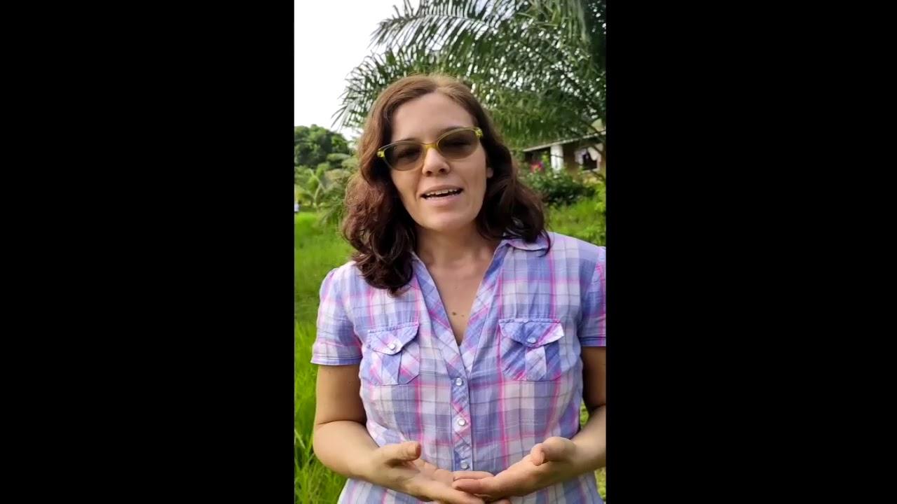 Testemunho de Iriana, voluntária argentina