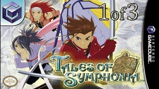 Longplay of Tales of Symphonia (1/3)