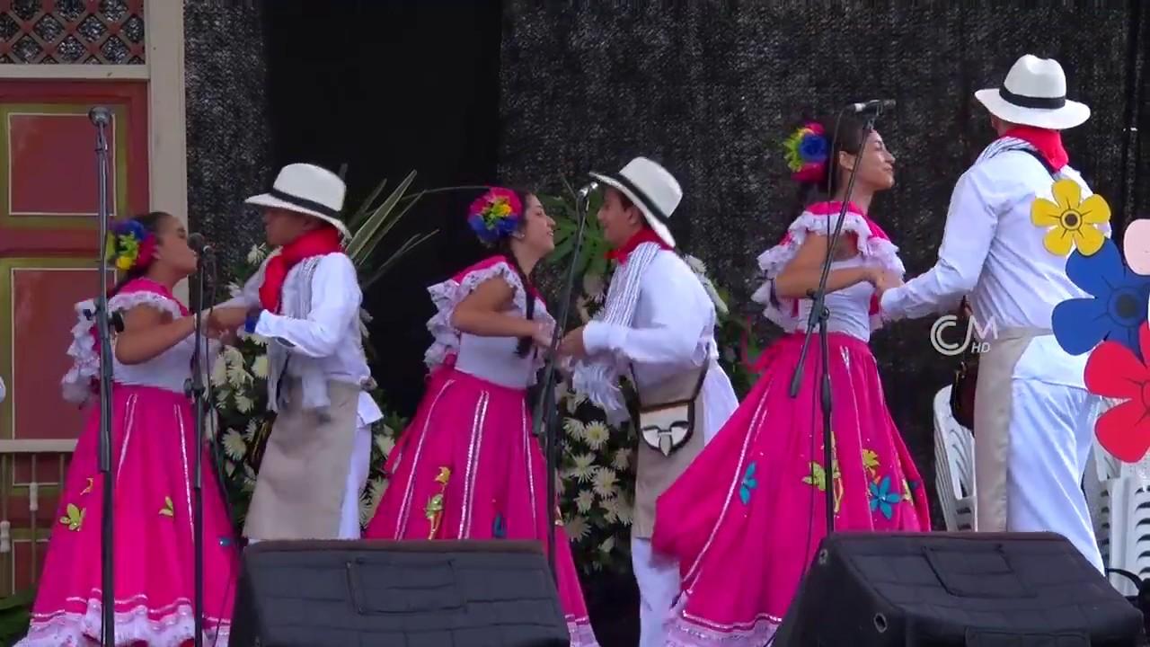 Xxi Festival De Música Andina Colombiana Colombia Canta Y Encanta Youtube