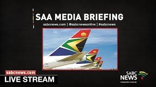 South African Airways Media Briefing