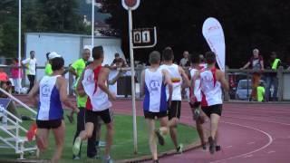 Meeting d'Ambilly June 27th 2014 - Men's 800m E race