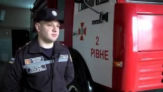 видео Рятувальники ліквідували загорання приватного