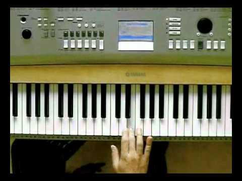 Lietajuci Cyprian (piano tutorial) by ORiKE