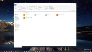 How to Add Tabs to File Explorer.  QtTabBar in Dragoonx W10 Theme
