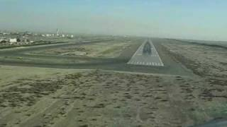 A320 LANDING KUWAIT INTERNATIONAL AIRPORT